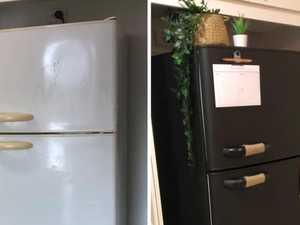 $100 Bunnings fridge makeover stuns