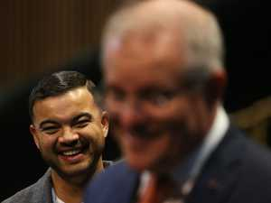Guy Sebastian 'cancelled' over appearance with PM