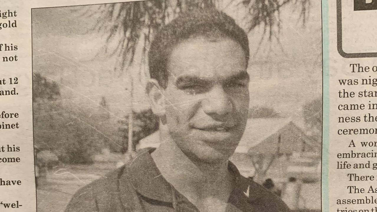 BOXING: Henry Collins represented Eidsvold at the 2000 Sydney Olympics. (Picture: File)