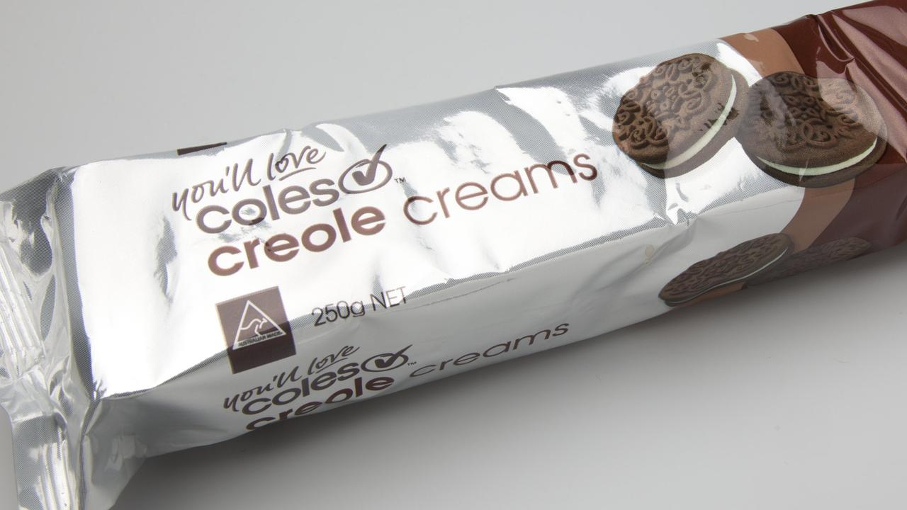 Coles' Creole Creams that caused a stir. Picture: Museums Victoria