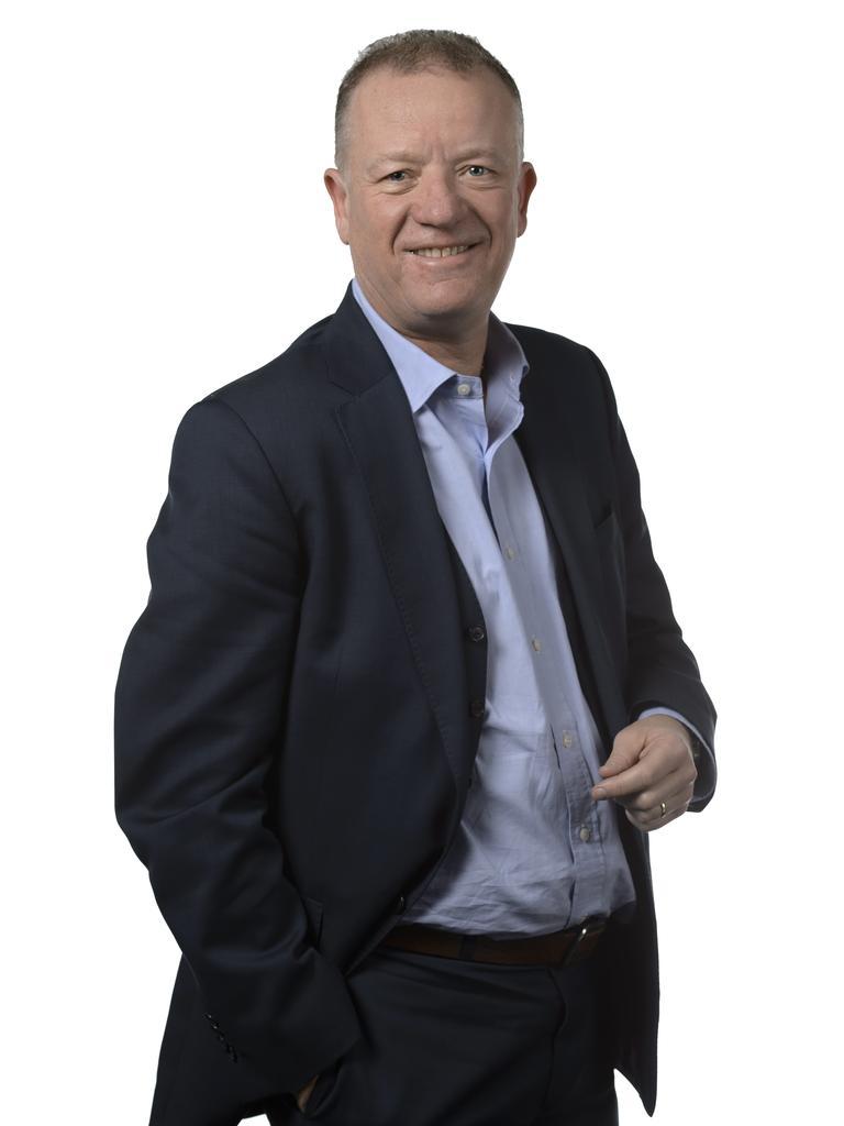 Former Sunshine Coast Daily editor Peter Atkinson.