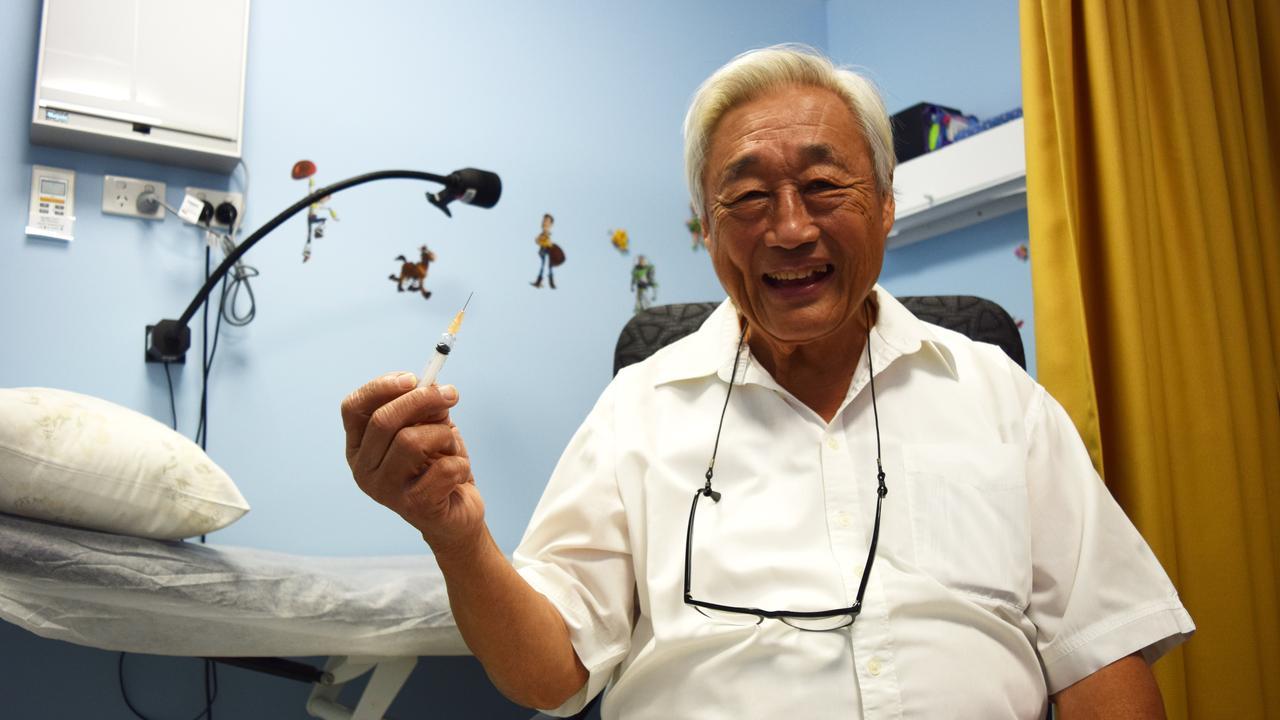 Dr Richard Tan. Photo Emma Clarke / Central Telegraph