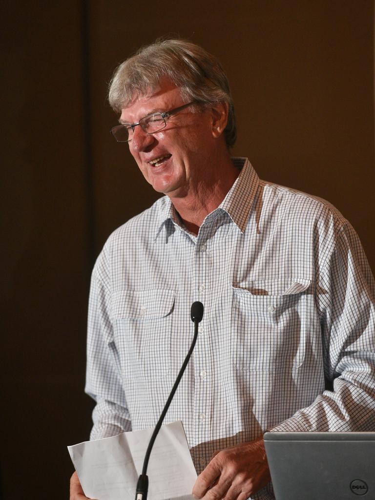Former Sunshine Coast Daily editor Peter Owen. Photo: Adam Hourigan