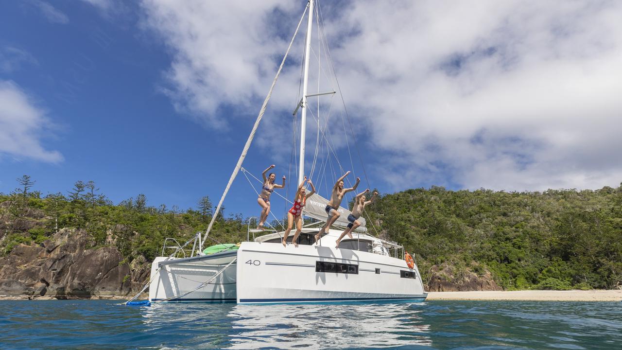 Trouvez l'escapade parfaite dans le Queensland les Whitsundays. Image: TEQ