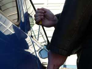 Father jailed for crashing stolen car