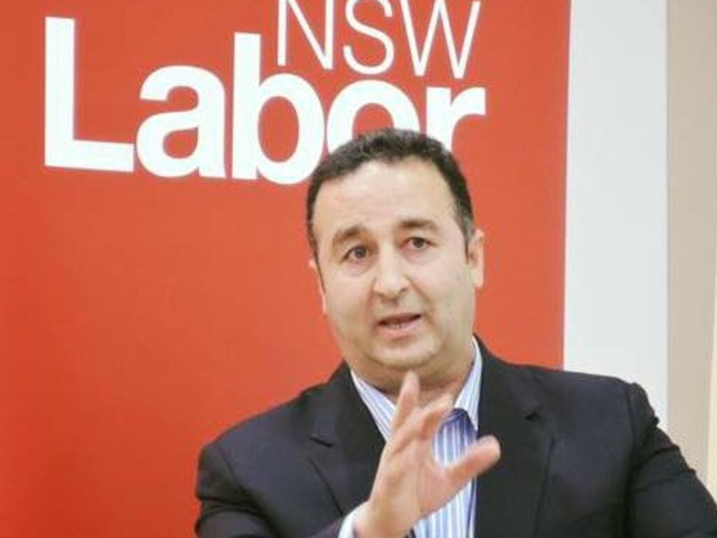 NSW Labor MP Shaoquett Moselmane.