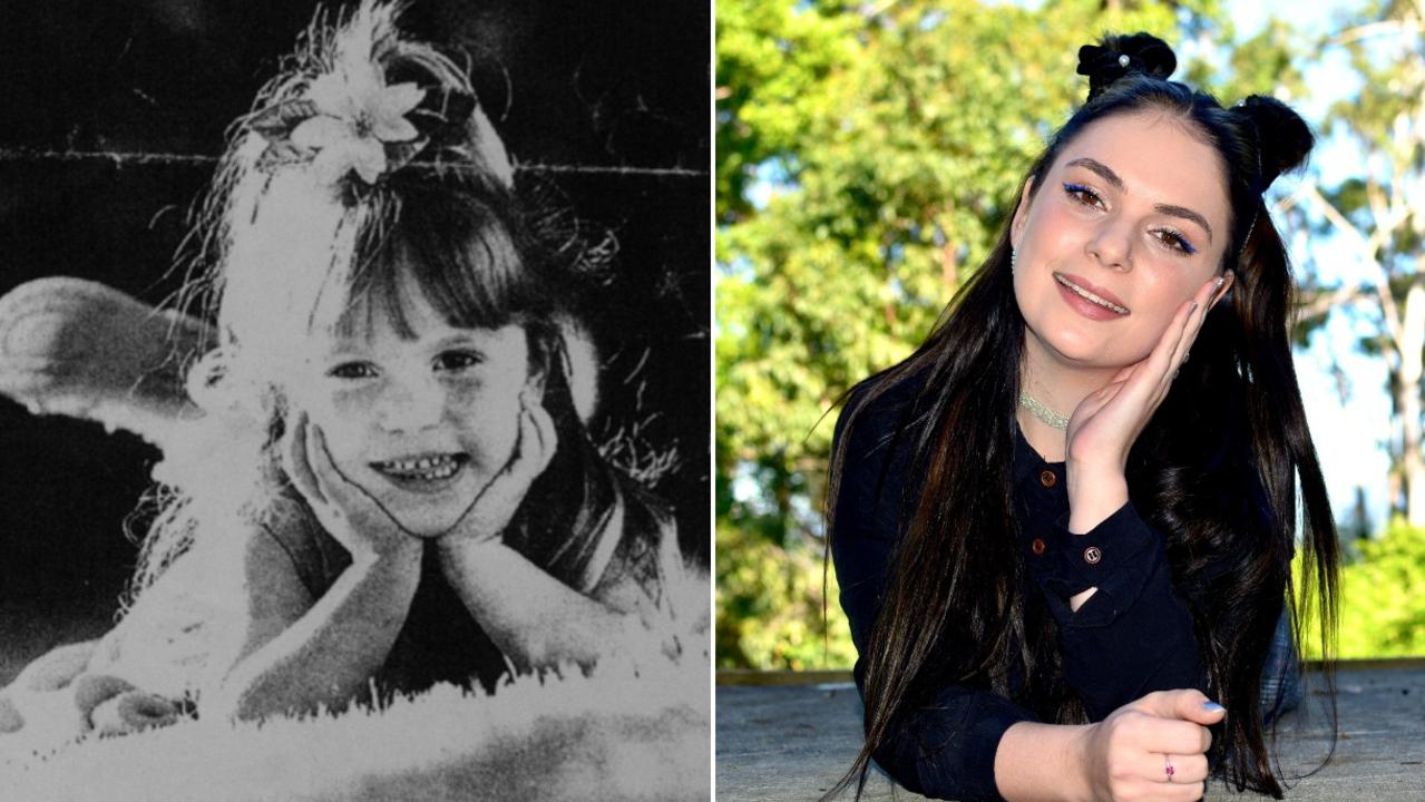 Jazzella Coogan is continuing to follow her dreams 20 years on.