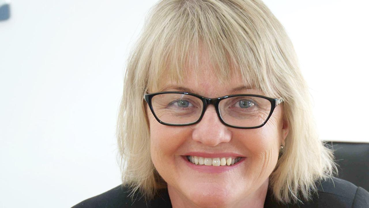 Tracey McKean General Manager at the Gympie Times and all round excellent person.