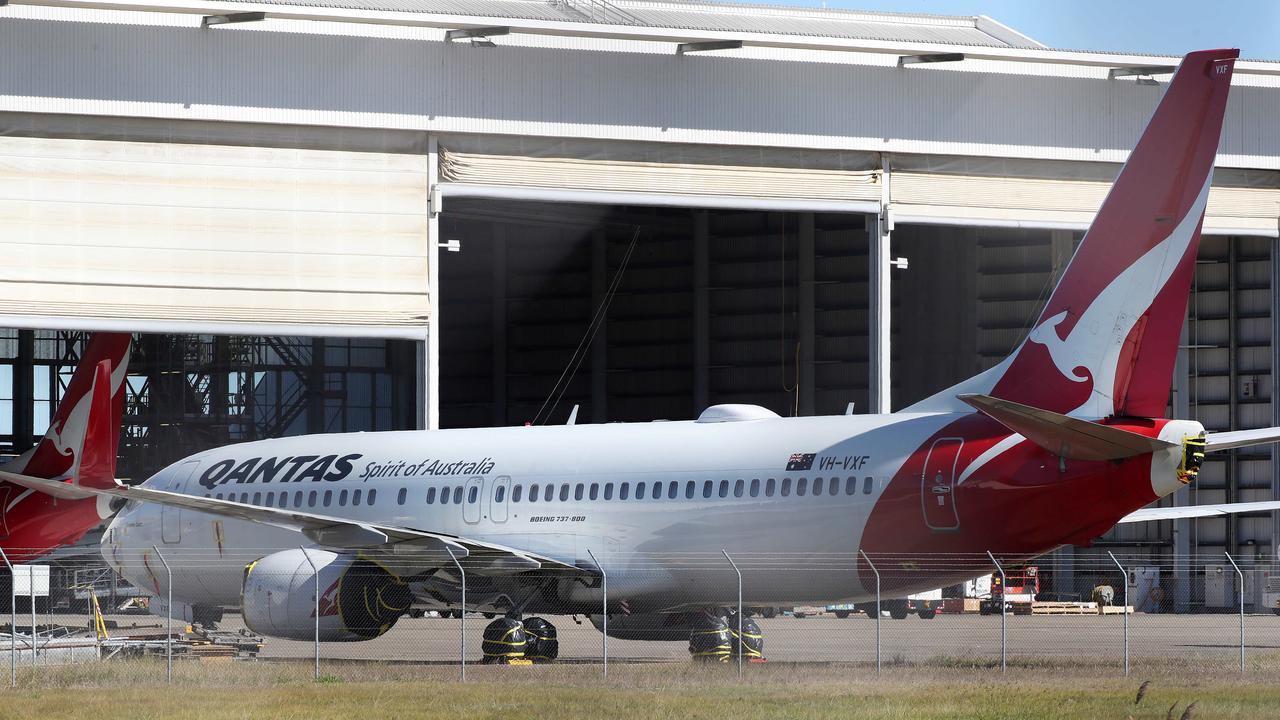 Qantas has announced it will cut 6,000 jobs from ground operations to pilots, leaving some wondering about its frequent flyer program. Photo: Liam Kidston.