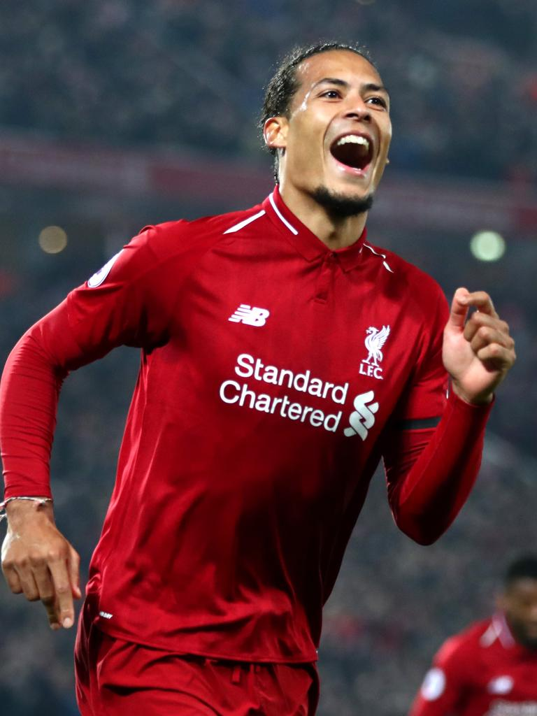 Virgil van Dijk. (Photo by Clive Brunskill/Getty Images)