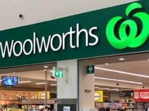 Woolies staffer's 'amazing' act after error