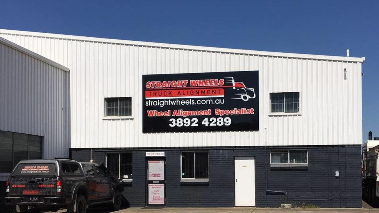 FAREWELL BIG RIGS: The tributes poured in from our many advertisers, like Straight Wheels Truck Alignment in Rocklea, Qld.