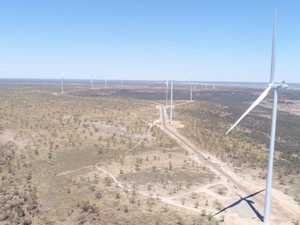 $2 billion plan to build mega wind farm