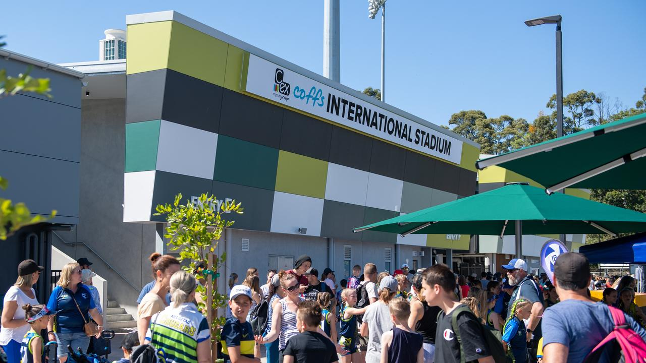 REGIONAL DRAWCARD: The $13-million upgrade of C.ex Coffs International Stadium has only added to Coffs Harbour's reputation, with the stadium listed a potential venue for a training camp ahead of the 2023 Women's World Cup.