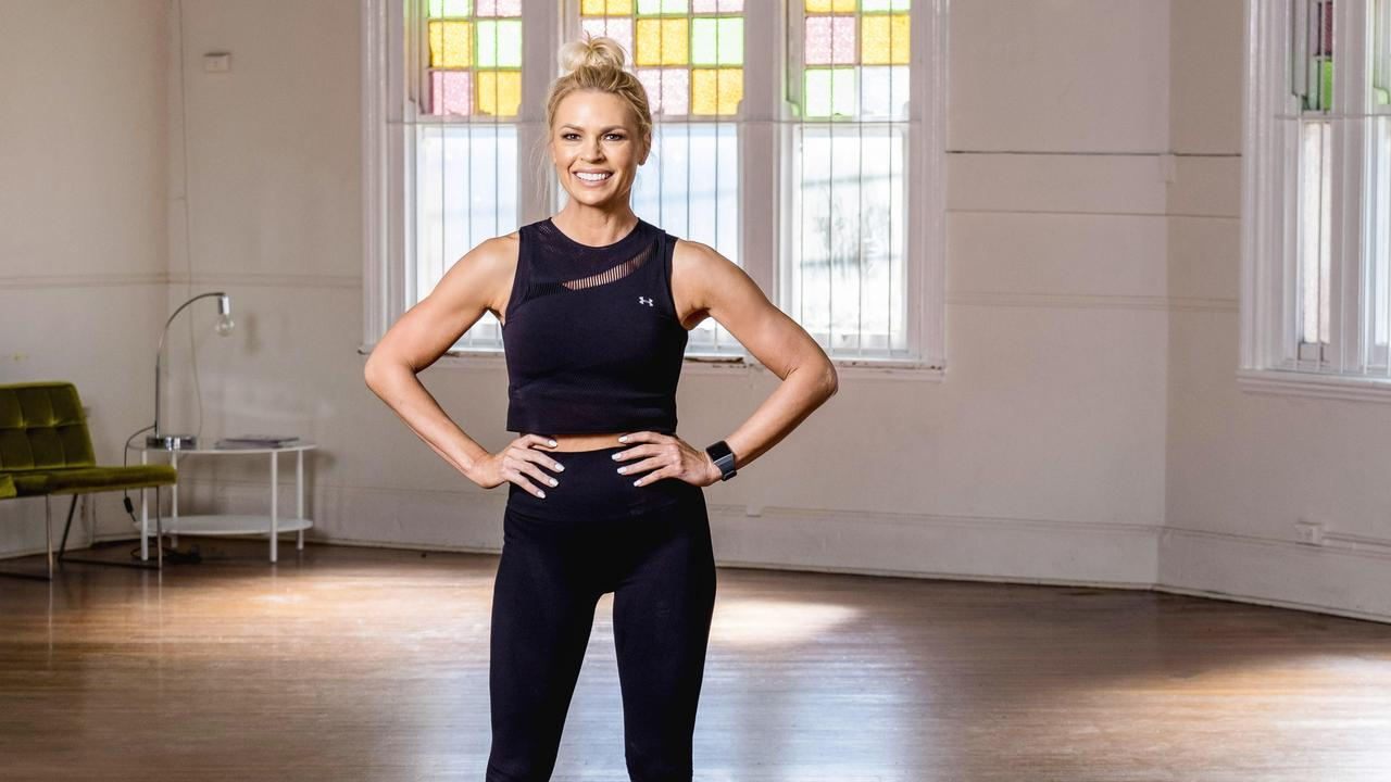 There's one other unhealthy habit from her youth that Sonia Kruger wishes she could take back.
