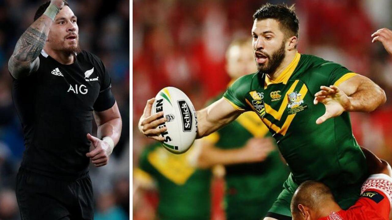 Kangaroos v All Blacks would be the ultimate code war battle