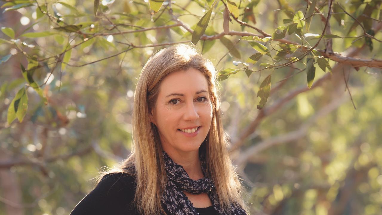 Gympie author Karen Foxlee