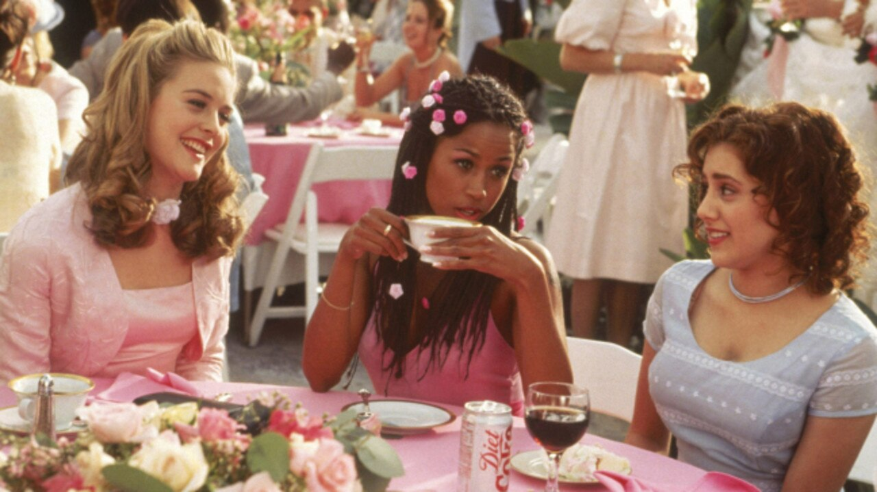 Alicia Silverstone, Stacey Dash and Brittany Murphy. Picture: Paramount/courtesy Everett Collection