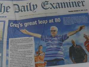Spending a lifetime on the pages of The Examiner