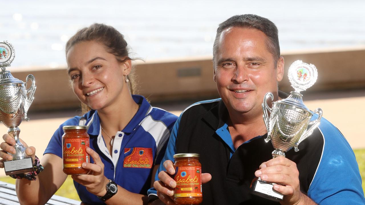 A family recipe dating back to the 50s has helped secure a win in the top Australia and New Zealand awards.
