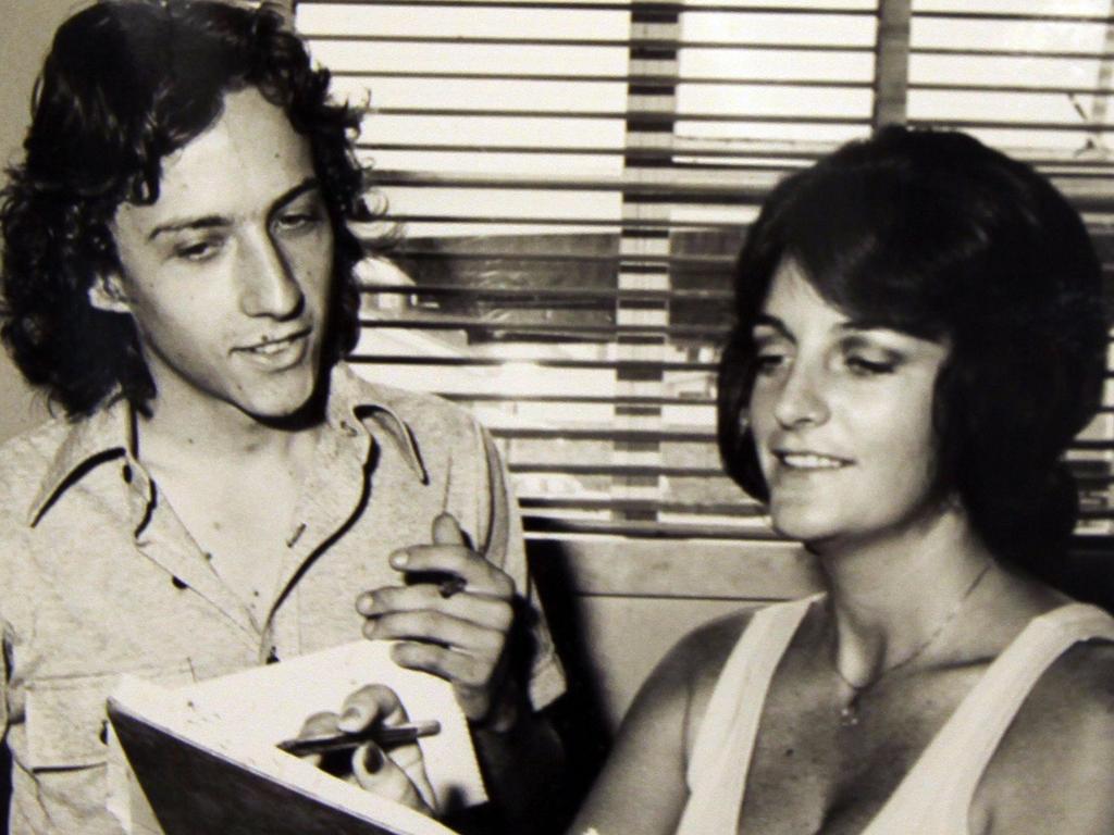 FW: John Grey and Nancy Bates circa 1976
