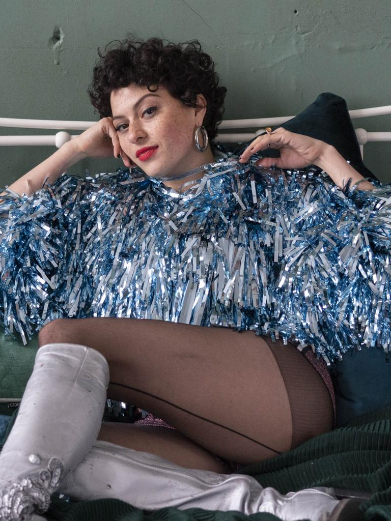 Alia Shawkat in the film 'Animals'. Picture: Bernard Walsh