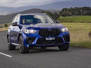 BMW's bonkers new performance SUV