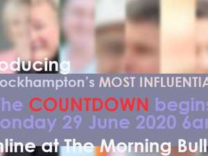 Rockhampton's 50 Most Influential people: Numbers 50 to 41