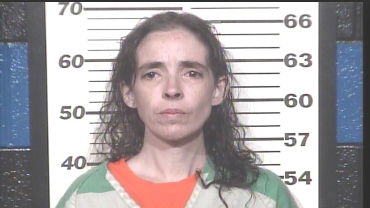 Heather Scarbrough was also charged. Picture: Henry County Sheriff's Office