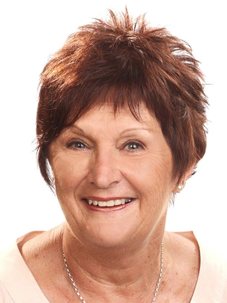 Major Ipswich tennis contributor Jill Franklin