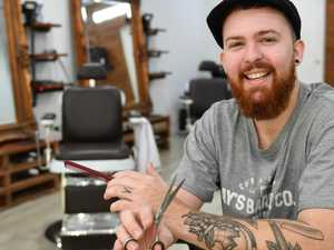Free haircuts to celebrate barber shop grand opening