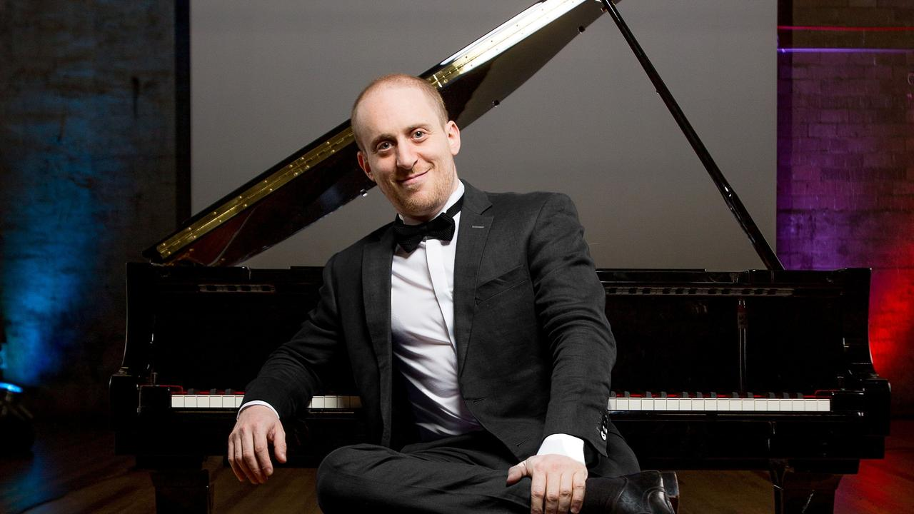 Simon Tedeschi was due to headline this year's Afternoon at the Proms.