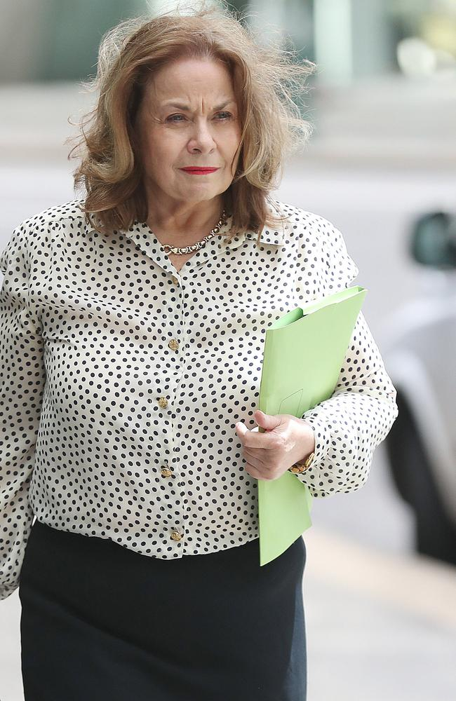 A landmark legal case was triggered when Margaret Gilbert spoke to a journalist in her role as a Nursing Professional Association of Queensland advocate. Picture: Annette Dew