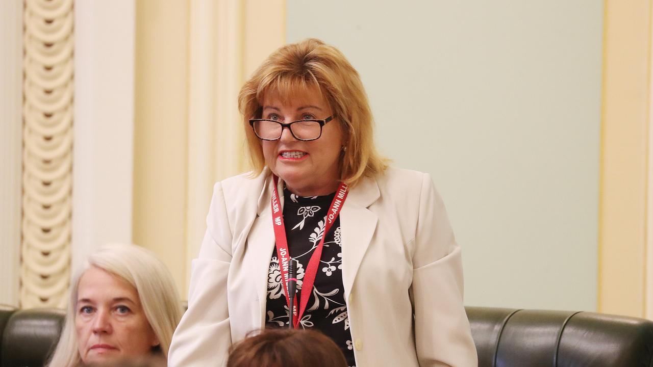 Long-time former Bundamba MP Jo-Ann Miller resigned in February. Picture: Annette Dew