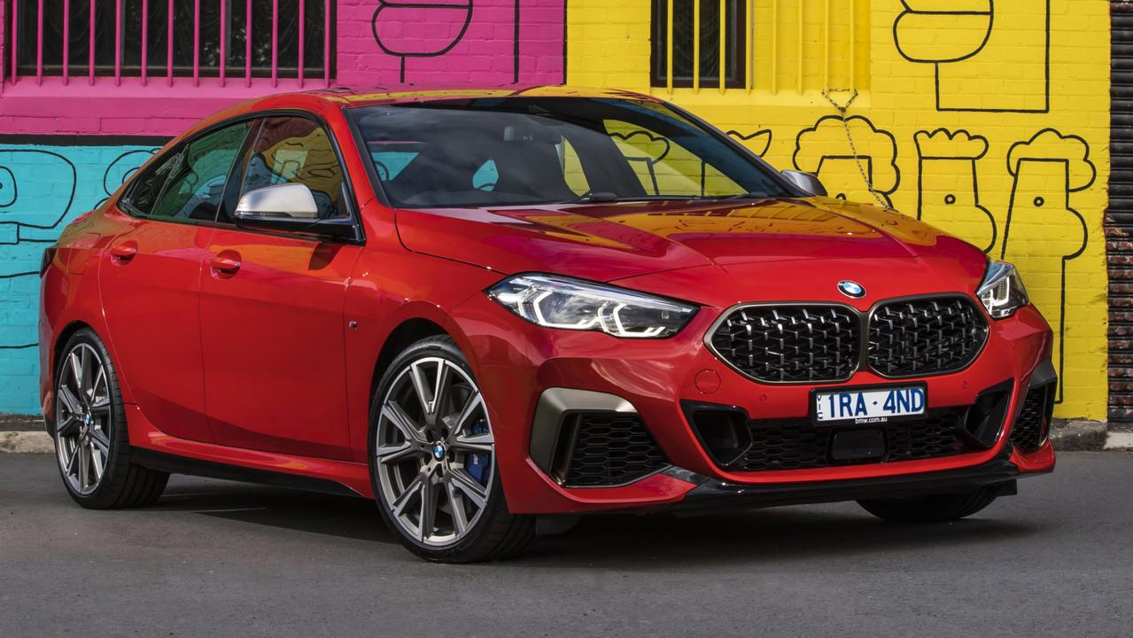 The powerful 2020 BMW M235i Gran Coupe.