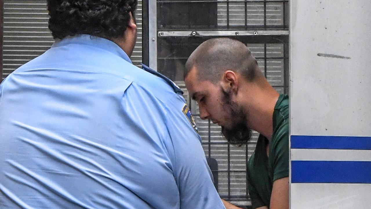 Thomas Stone was sent a severed finger in jail. Picture: AAP/Peter Rae