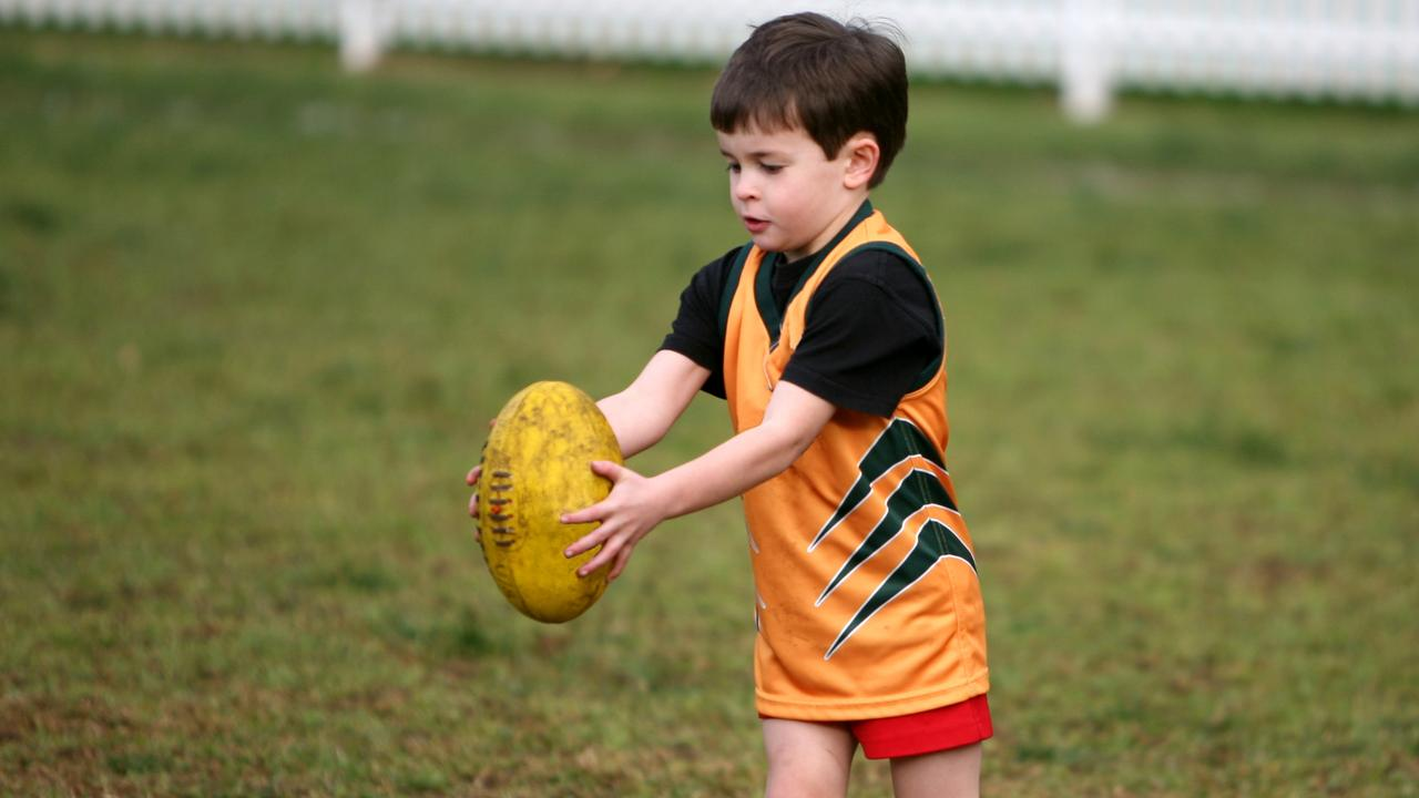 Kids' sport is back on the table in NSW. Picture: iStock