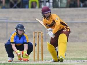 Hornets buzzing: Ellie and Jack inspire other cricketers