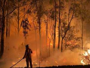 'Get back out there': Exhausted firies forced into firestorm