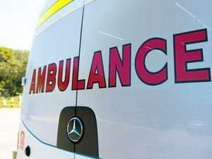Woman treated for spinal injuries after Doonan crash