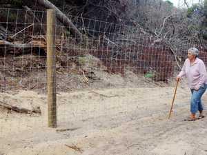 Dingo-proof fence network expanded on Fraser Island