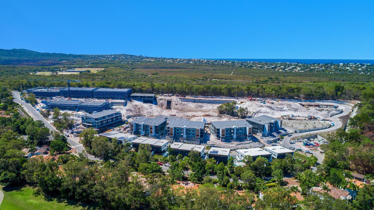 Noosa luxury residential development Parkridge has secured new funding.