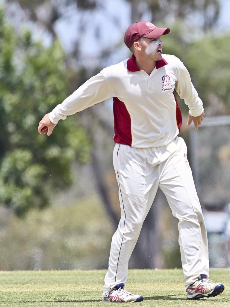 Centrals skipper Matt Guest. Picture: Cordell Richardson