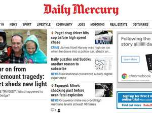 Your questions about the new Daily Mercury format answered