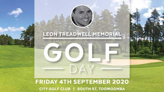 Leon Treadwell Memorial Golf Day