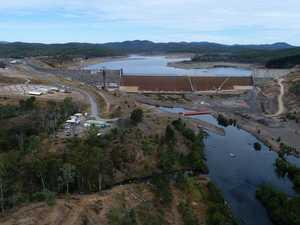 New evacuation trigger set for Paradise Dam