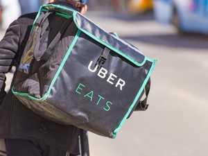 '40pc drop': UberEats bike riders cry foul