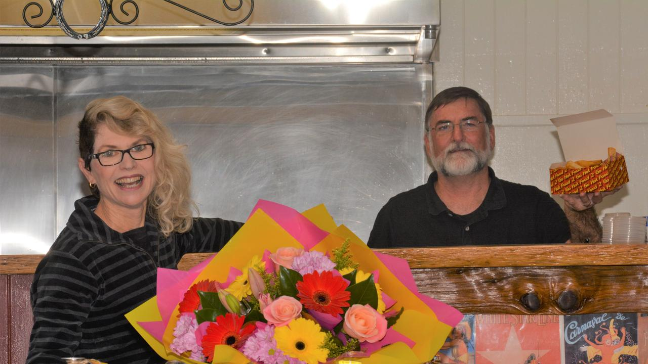 Debra and Alan Wallis are rearing to breathe new life into their Ma Ma Creek Store.