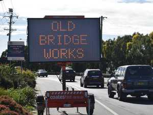 $250K stimulus fast-tracks work on old Grafton Bridge