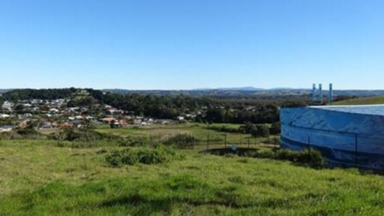 Plans to develop the Reservoir Hill site at Lennox Head are now on public exhibition.
